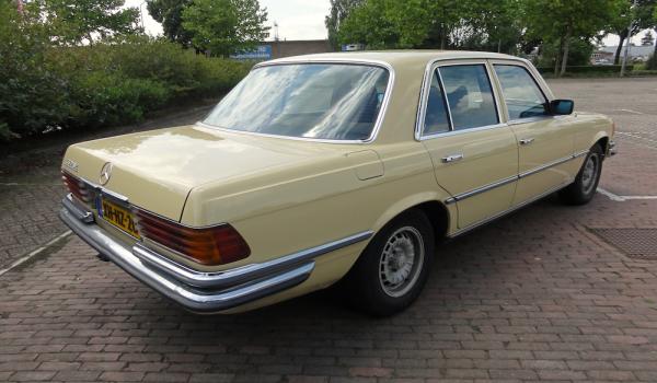 Mercedes-Benz W116 450 SE Sedan (Prijs op aanvraag)